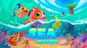 Sea Merge! Juego de acuario de peces y rompecabezas oceánico + MOD