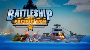 Battleship Of Pacific War: guerra naval + MOD