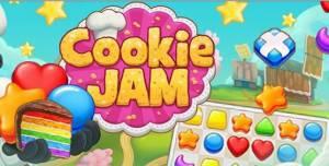 Cookie Jam - Abbina i giochi 3 e amp; Gioco di puzzle gratuito + MOD
