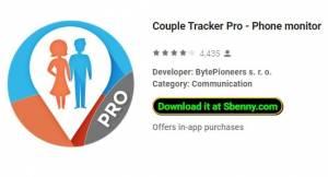 Couple Tracker Pro - Moniteur de téléphone