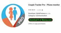 Couple Tracker Pro - Monitor del telefono