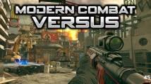 Combattimento Moderno Versus: Nuovo FPS Multiplayer Online