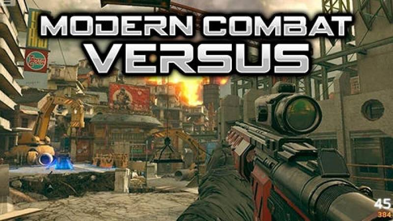 Combattimento Moderno Versus: Nuovo FPS Multiplayer Online