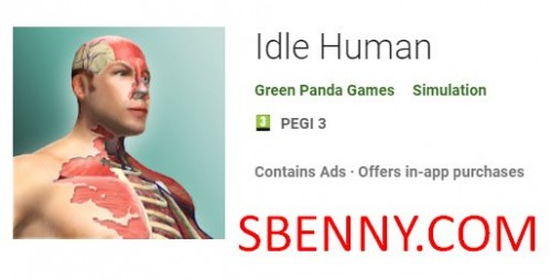 Idle Human + MOD