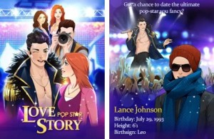 Teen Love Story - Storie di chat + MOD
