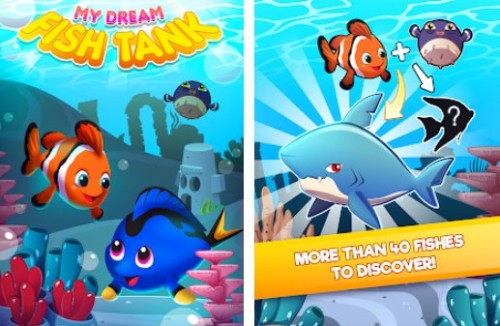 Мой рыбный танк моей мечты - ваш собственный рыбный аквариум + MOD