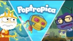 Poptropica + MOD