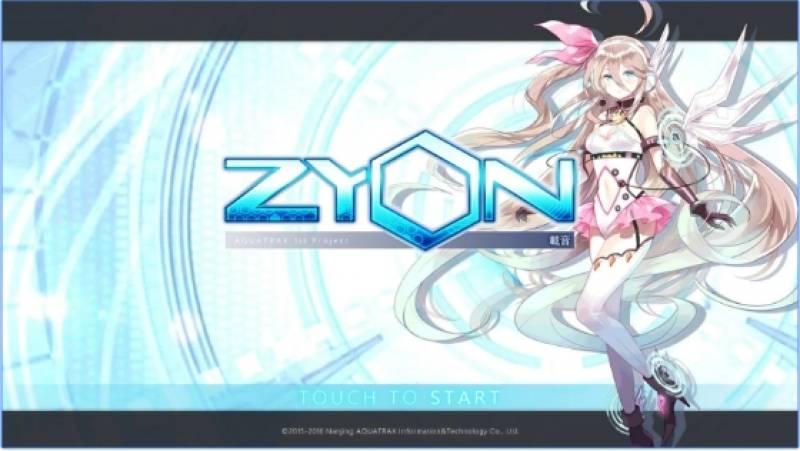 Zyon RhythmGame + MOD