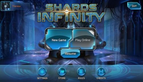 Shards ta 'Infinity