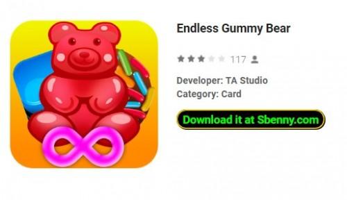 Gummy Bear mingħajr tarf