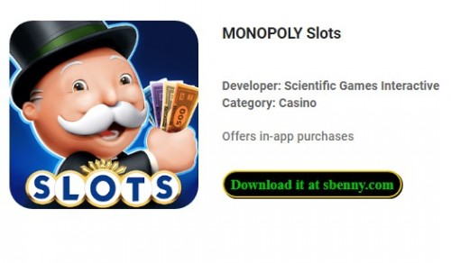 MONOPOLY Slots + MOD