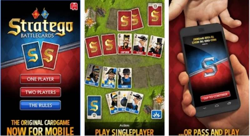 Stratego® Battle Cards
