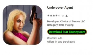 Undercover-Agent + MOD