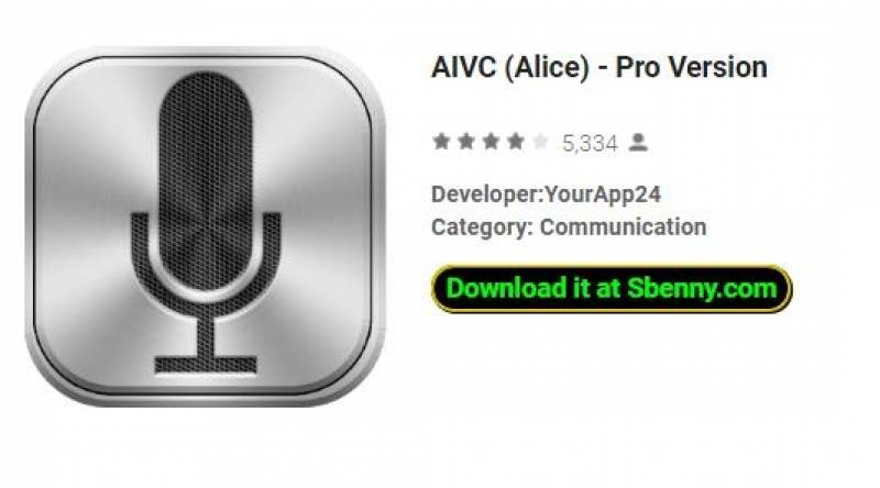 AIVC (Alice) - Versión Pro