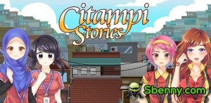 Stejjer ta 'Citampi: Love and Life Sim RPG + MOD
