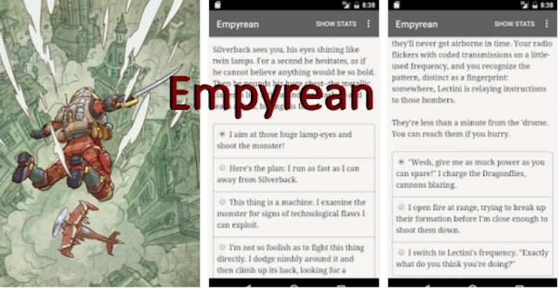 Empyrean + MOD