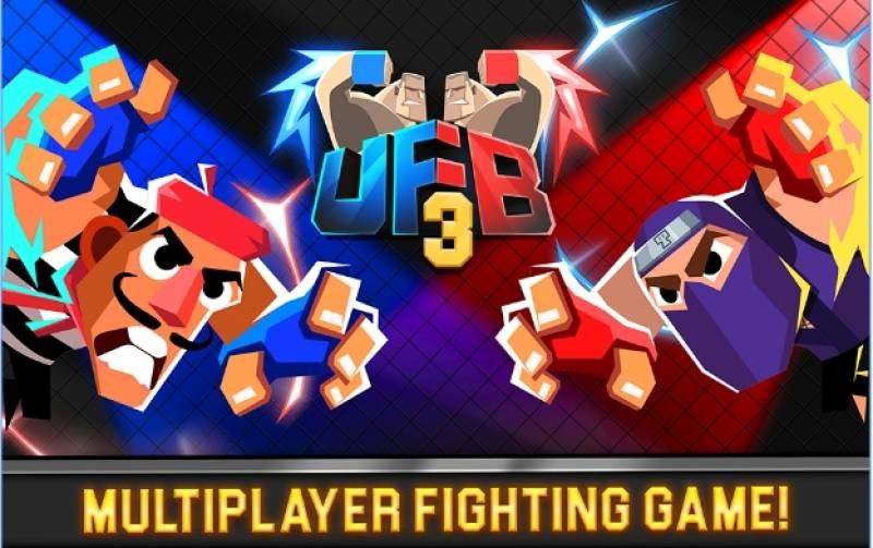 Bros Fighting Ultra + MOD - UFB 3