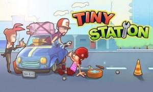 Tiny Station + MOD