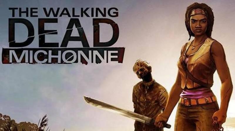 The Walking Dead: Мишонн + MOD