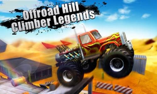Offroad Hill Climber Legends + MOD