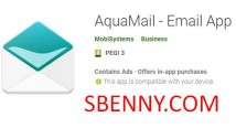 AquaMail - Application de messagerie + MOD