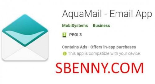 AquaMail - Email App + MOD