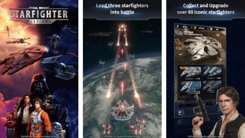 Star Wars ™: Starfighter Missions + MOD