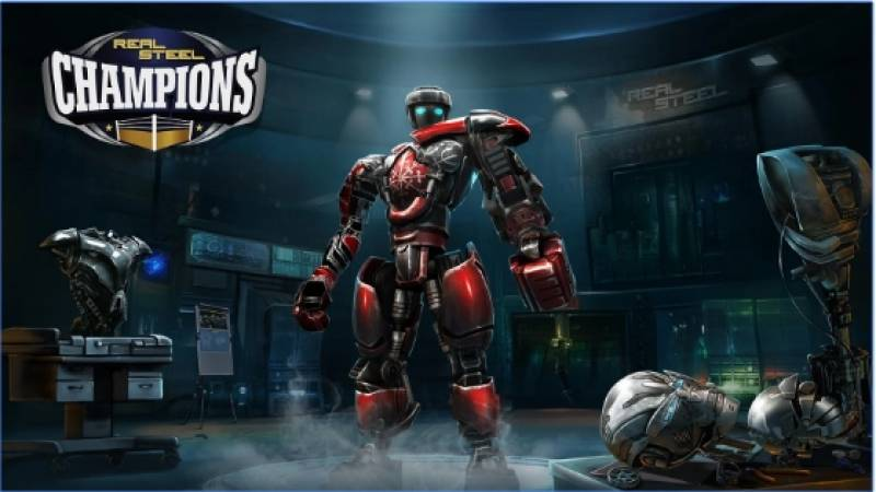 Real Steel Boxing Champions + MOD
