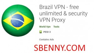 Brazil VPN - illimitato & amp; libero security VPN Proxy + MOD