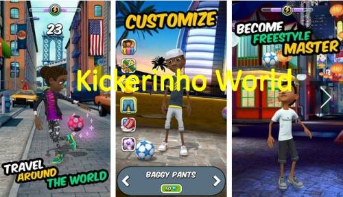 Kickerinho World + MOD
