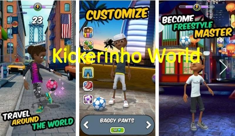 Kickerinho World + MOD