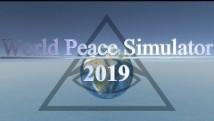 Simulador de la paz mundial 2019 + MOD