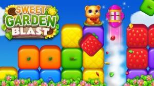 Sweet Garden Blast Spiel + MOD