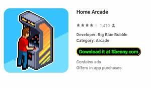 Home Arcade + MOD