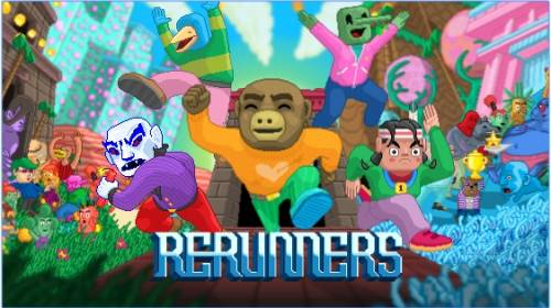 ReRunners - Race for the World + MOD