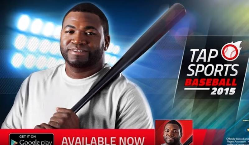 Tap Sport Baseball 2015 + MOD