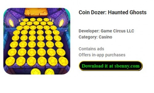 Coin Dozer: Haunted Ghosts + MOD