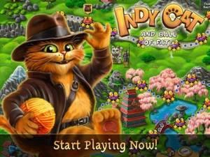 Indy Cat Match 3 + MOD