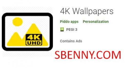 4K Обои + MOD