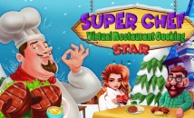 Super Chef Virtual Restaurant Cooking Star + MOD