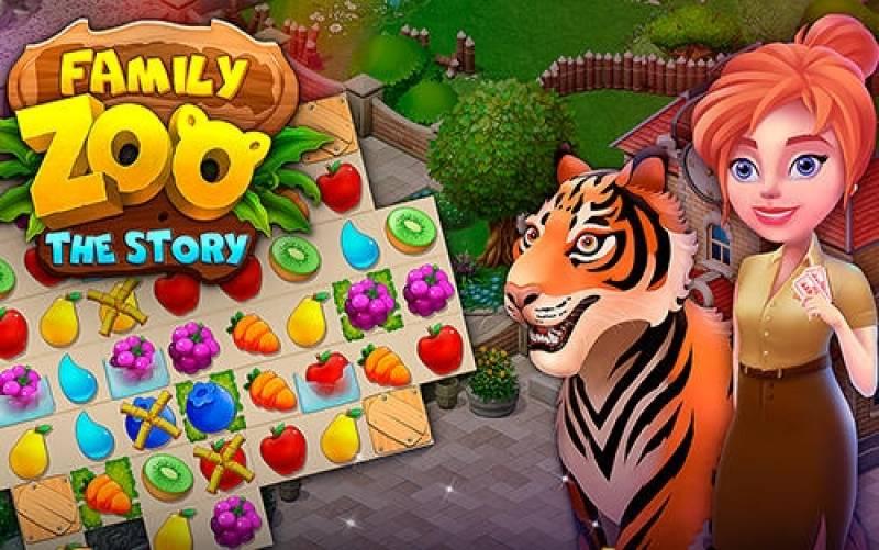 Семейный зоопарк: история + MOD