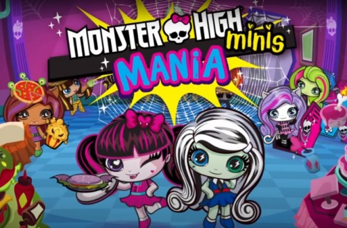 Monster High ™ Minis Mania + MOD