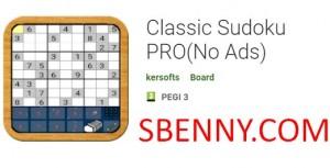 PRO Sudoku klassiku (L-ebda Reklamar)