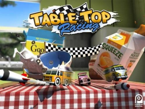 Table Top Racing Premium + MOD