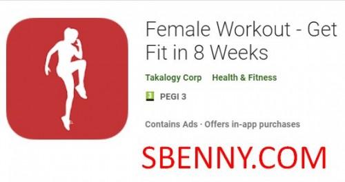 Female Workout - Get Fit in 8 Weeks + MOD