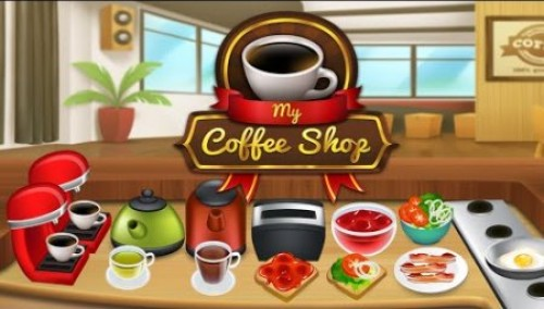 My Coffee Shop - Coffeehouse Management Game + MOD