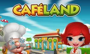 Cafeland - World Кухня + MOD