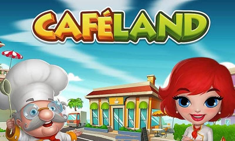 Cafeland - Dinja Kċina + MOD
