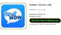 TextNow - freier Text + Anrufe + MOD