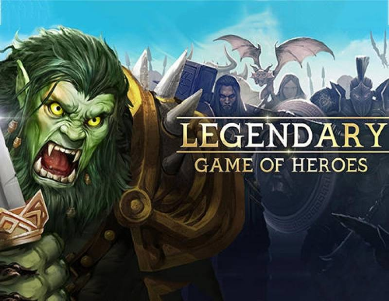 Legendary: Game of Heroes + MOD